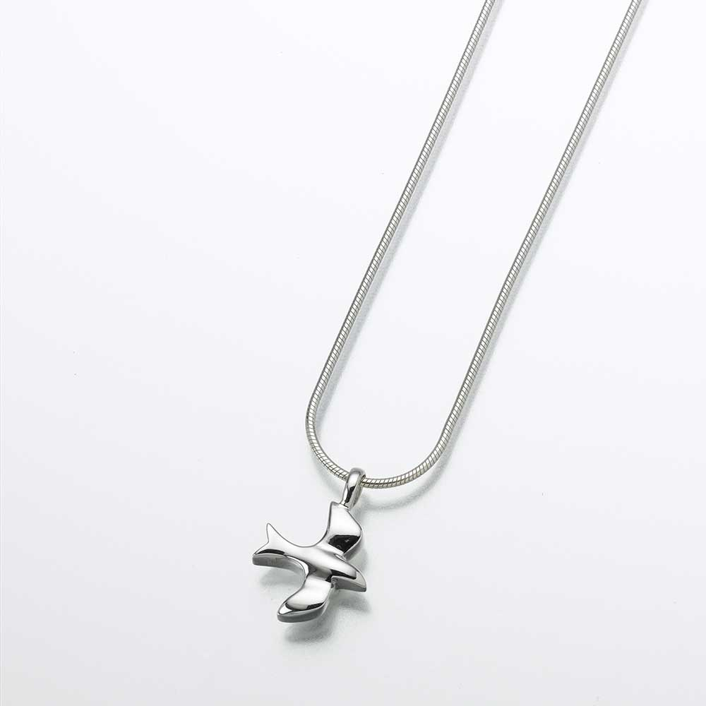 Dove sterling silver pendant cremation services of lancaster pa dove sterling silver pendant aloadofball Choice Image